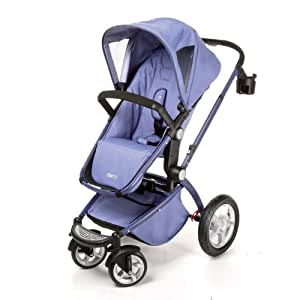 maxi cosi foray stroller bleached denim. Black Bedroom Furniture Sets. Home Design Ideas