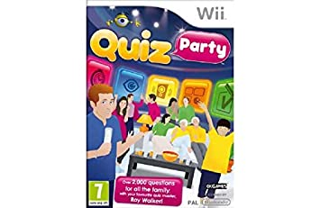 Juego Wii Party Quiz Amazon Es Juguetes Y Juegos