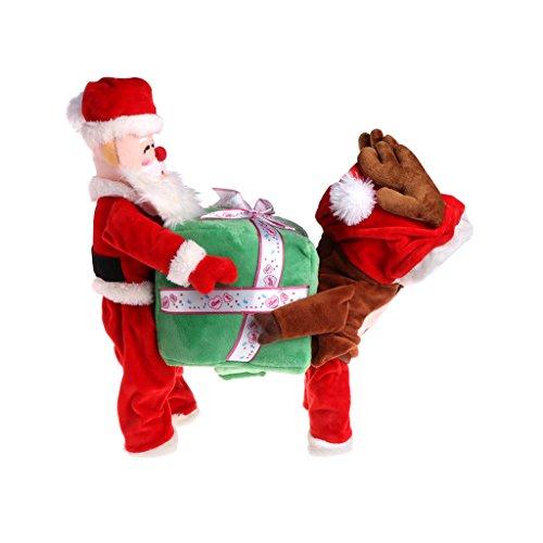 cici store Funny Pet Dog Clothes -Christmas Santa
