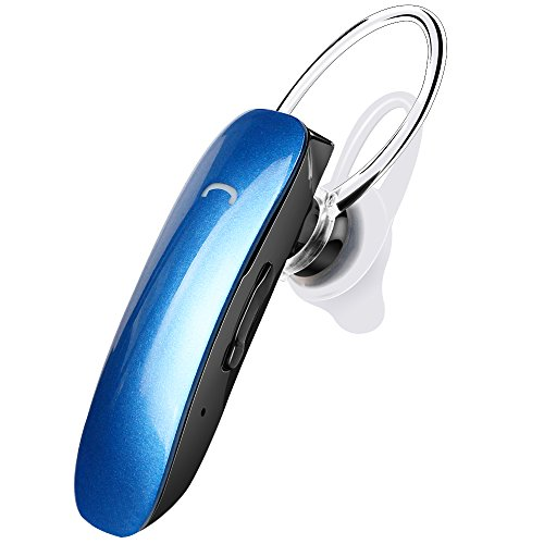 GLCON G-01 Wireless Bluetooth Headset with Mic,Free Voice Co