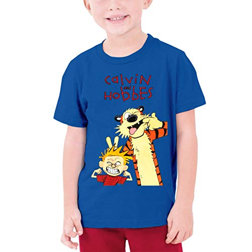 Calvin And Hobbes Costumes Shirt - ANDREW RUBIE Tiger Calvin and Hobbes