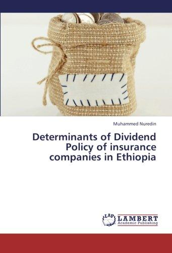 Dividend policies pdf