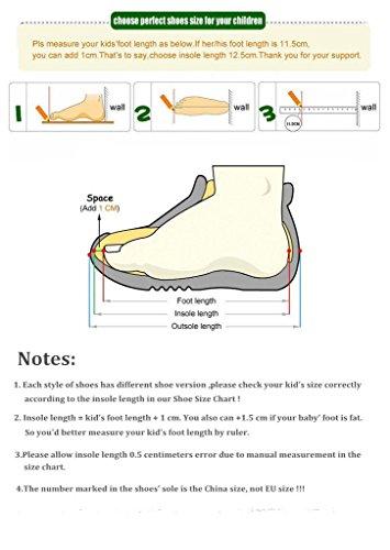 Highdas Verano Niños Playa Sandalias Anti-deslizante Vestir-resistant Pequeña Boy Casual Sandalias Chicas Chicos Zapatos Child Al aire libre Sandalias Azul real