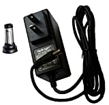 UpBright 6V AC/DC Adapter Replacement For Lil' Rider FX3 80-KB901Y 80-KB901K 3-Wheel Kids 6 Volt Battery Powered Electric Cars Motorcycle Ride On Toy Bike Lil Rider 6VDC (w/Barrel Tip. NOT 2-Prong)
