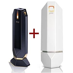Tripollar Stop & Pose: Anti-Aging RF Treatment Machine for Face, Neck Firming * Anti-Cellulite Device, Eliminate Wrinkles, Repair Skin Rejuvenation Combo to Look Younger