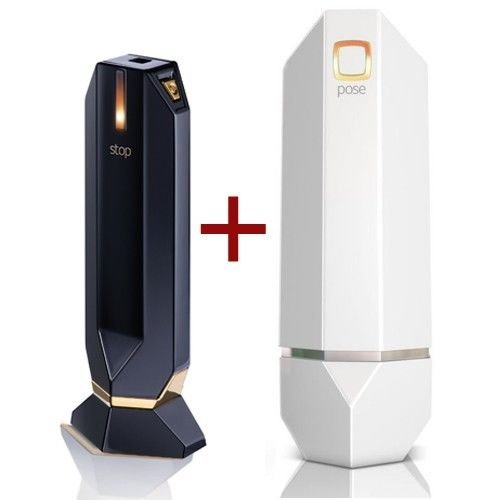 Tripollar Stop & Pose: Anti-Aging RF Treatment Machine for Face, Neck Firming * Anti-Cellulite Device, Eliminate Wrinkles, Repair Skin Rejuvenation Combo to Look Younger by Tripollar