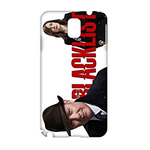 2015 Burn Notice 3D Phone Case and Cover for Samsung Galaxy Note3