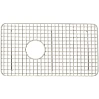 Rohl WSG3018BS 14-5/8-Inch by 26-1/2-Inch Wire Sink Grid for RC3018 Kitchen Sinks in Biscuit Abcite Vinyl by Rohl