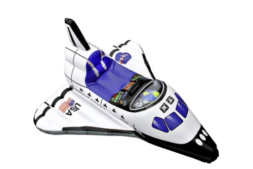 [Aeromax Junior Space Explorer Inflatable Space Shuttle] (Home Made Video Game Costumes)