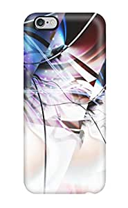Cassandra Craine's Shop 9130419K71867288 Pretty Iphone 6 Plus Case Cover/ Abstract Fractal Series High Quality Case