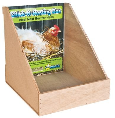 Ware Manufacturing Chick-N-Nesting Chicken Nesting Box Chicken Nesting Boxes