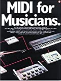 MIDI for Musicians, Anderton, Craig, 0711908222