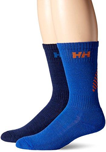 Helly Hansen Men's HH Comfort Wool 2-Pack Hiking Socks