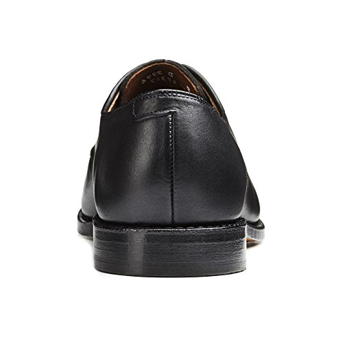 Allen Edmonds Mens Lexington Cap Toe Robe Chaussures En Cuir Noir