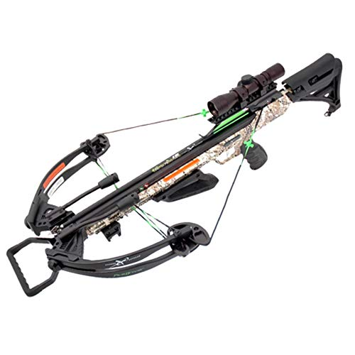 Carbon Express X-Force Piledriver 390 Badlands Xbow