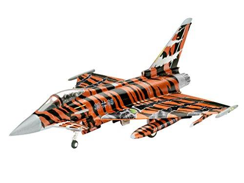 Revell 03970 - Modellbausatz - Eurofighter Bronze Tiger im Maßstab 1:144