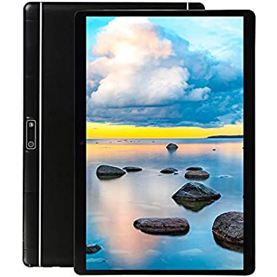 Righety 10 1 Inch Tablet IPS with Call Bluetooth Tablet Android Operating System Core black Plug