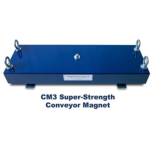 Shields Company CM3-18 Super Strength Conveyor Magnet with Load Release, 18''