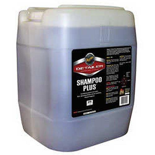 Meguiar's D11105 Detailer Shampoo Plus - 5 Gallons