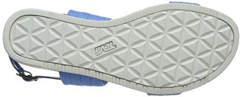 Teva W's Bleu Gore Bout Blue Sandal Femme Avalina ceramic Ouvert rfxtarq