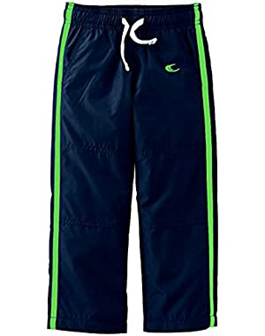 Carter's Baby Boys' or Girls' Track Pants - Navy with Green (3 Months)