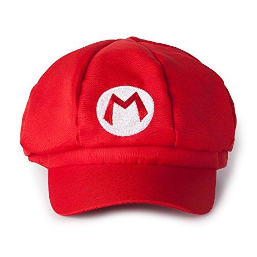 Amazon.com: Super Mario Kart Hats: Mario, Luigi, Wario, Waluigi and Fire Mario Caps for Halloween Costumes: Unisex Cosplay (5 Pack): Toys & Games