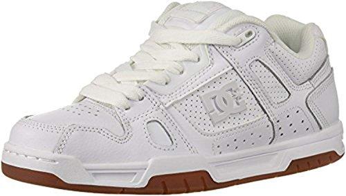 Stag DC Sneaker Men's Gum White 7xXAY0