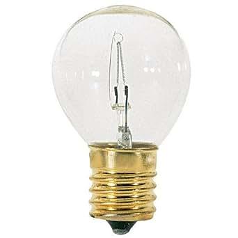 40w lava lamp desk light bulb s type e17 base 40 watt s11 40s11 40s11n s11n40. Black Bedroom Furniture Sets. Home Design Ideas