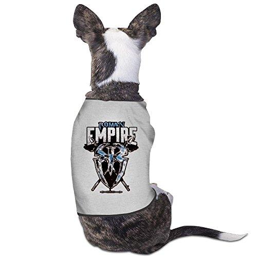 Cute Roman Reigns Logo Pet Dog T Shirt.