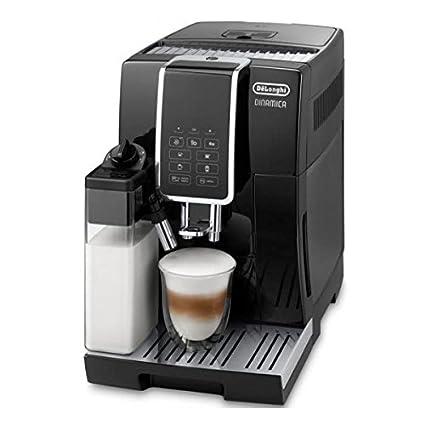 B - Cafetera superautomática, 1450w, función cappuccino, personalización variedad de bebidas, panel de control intuitivo con pantalla lcd y botones táctiles ...