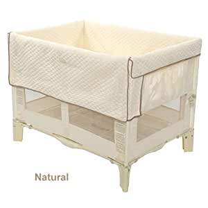 Arm's Reach Co-Sleeper Original Bassinet, Natural (Discontinued by Manufacturer)