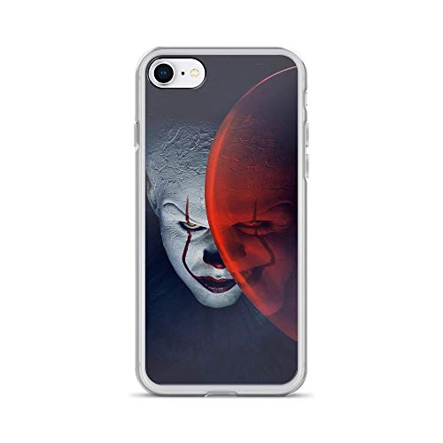 iPhone 7/8 Pure Clear Anti-Shock Cases IT Halloween -