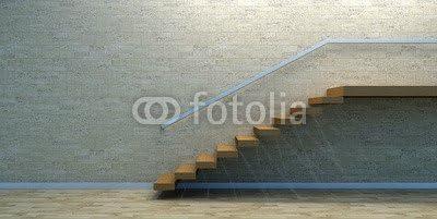 De madera de interior en vacío de escalera (73896924), madera 3 mm, 140 x 70 cm: Amazon.es: Hogar