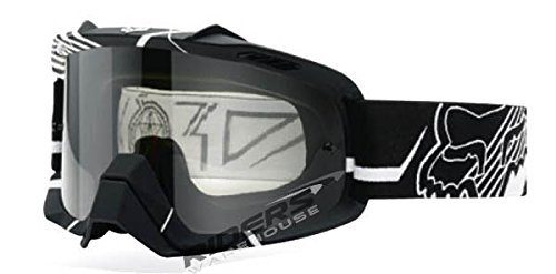 Fox Racing AIRSPC Franchise Youth MX Motorcycle Goggles Eyewear - Clear / One Size Fits All Fox Womens Body Rock