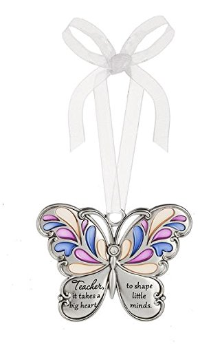 Ganz Butterfly Wishes Colored Ornament product image