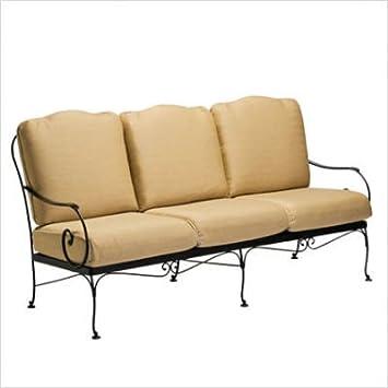 Amazon.com: Woodard 1 MW077 Deauville sofá asiento y ...