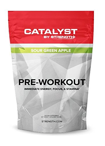 Catalyst Pre-Workout Sour Apple - 30 Serving