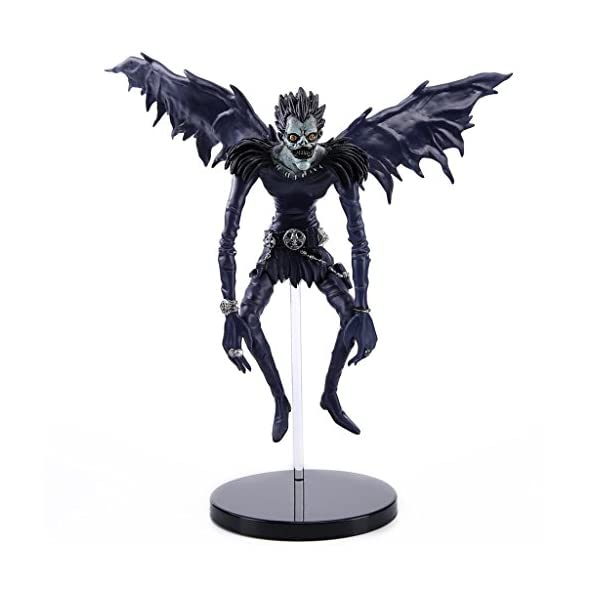 Heybroh Ryuk Figure Action Figurine Toy From The Anime Manga Death Note Light Yagami L