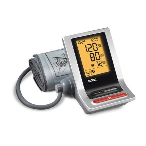 Braun BP5900 arm blood pressure monitor.