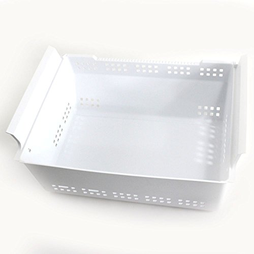 5303918736 Refrigerator Freezer Basket, Lower Genuine Original Equipment Manufacturer (OEM) Part