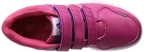 adidas LK Trainer 6 CF K - Zapatillas Para Niño Rosa / Fucsia / Azul