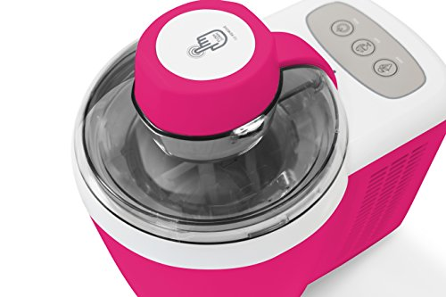 Mr. Freeze EIM-700BR Maxi-Matic 1.5 Pint Thermoelectric Ice Cream Maker, Berry by Mr. Freeze (Image #5)