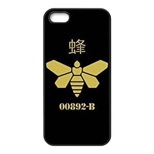 Fashion Breaking Bad Protective iPhone 5 5S Hard Rubber Silicone Case Cover