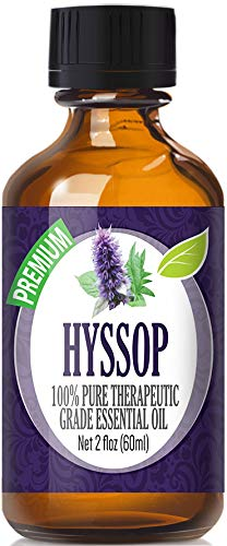 Hyssop (60ml) 100% Pure, Best Therapeutic Grade Essential Oil - 60ml / 2 (oz) Ounces