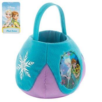 Disneys Frozen Fever Plush Basket for