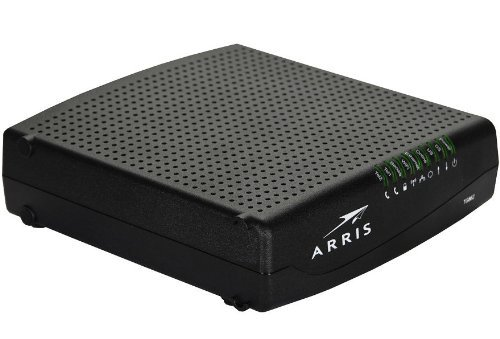 Arris TG862G DOCSIS 3.0 Residential Gateway with 802.11n, 4 Port Router and 2 Voice Lines