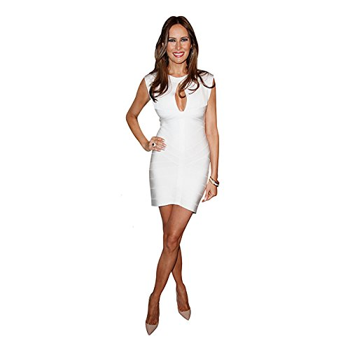 Wet Paint Printing + Design H25905 First Lady Melania Trump Cardboard Cutout Standup