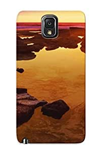 Hot Sunsetfor Facebook First Grade Tpu Phone Case For Galaxy Note 3 Case Cover