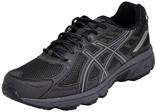 ASICS Men Gel-Venture 6 Running Shoe, Metropolis Black, 11 M US