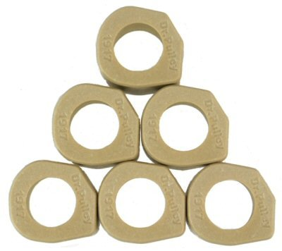 Sliding Roller Weights - Dr. Pulley 19x17 Sliding Roller Weights